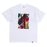 S/S Patchwork T-Shirt