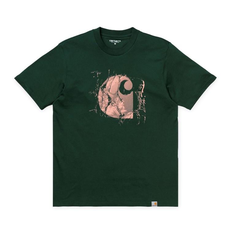 S/S Broken Glass T-Shirt