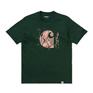 S/S Broken Glass T-Shirt