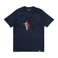 S/S C Tape T-Shirt
