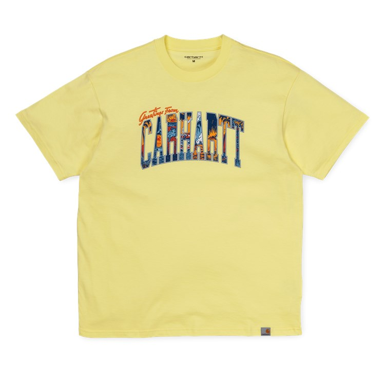 S/S Greetings From T-Shirt