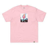S/S Burning Palm T-Shirt
