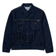 Western Jacket - Blue rinsed