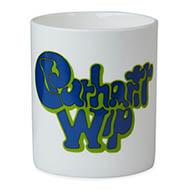 Bubble Script Mug