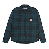Pulford Check, Duck Blue