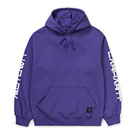 Hooded Motown Sweat