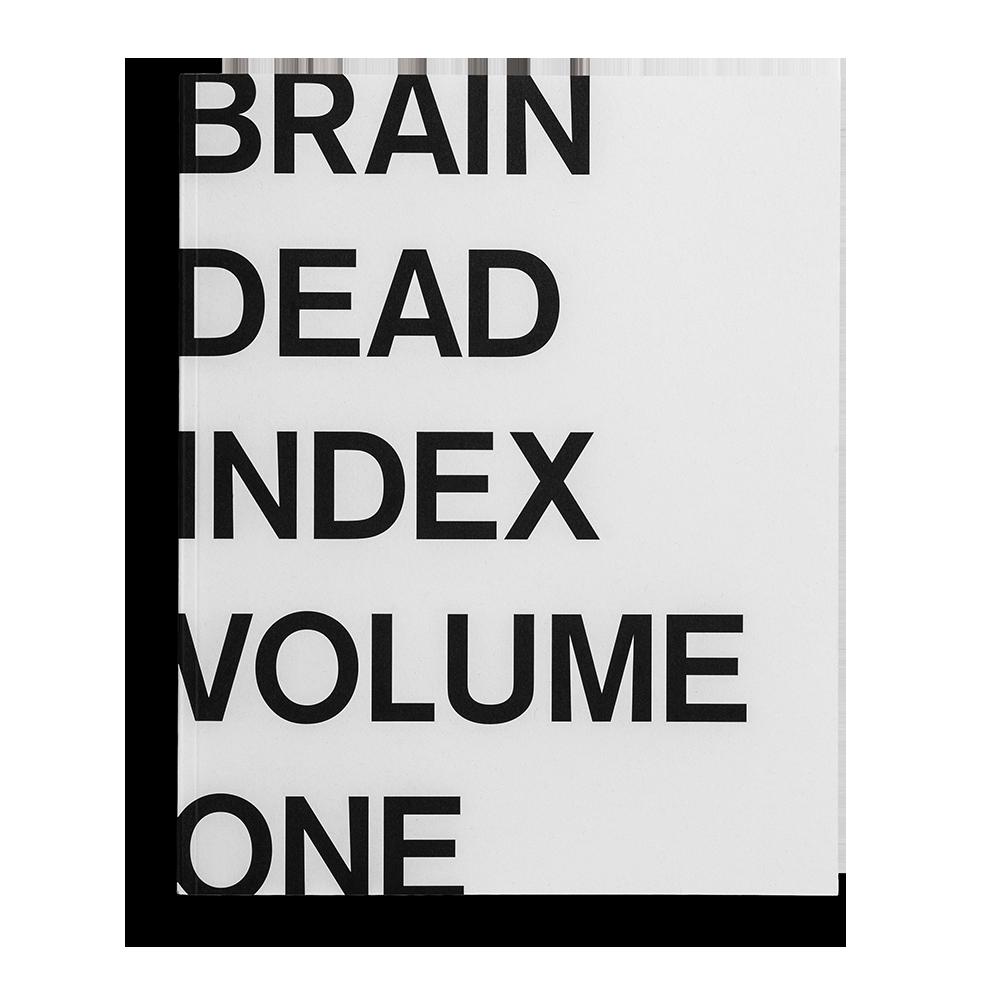 Carhartt WIP x Brain Dead Index Vol.01