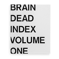 Carhartt WIP x Brain Dead Index Vol.01