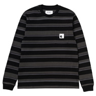 Pop Trading Black Stripe