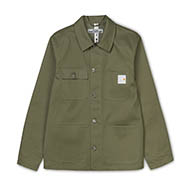 A.P.C x Carhartt WIP Mishiguene Jacket - Khaki