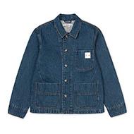 A.P.C x Carhartt WIP W'Talk Jacket Indigo