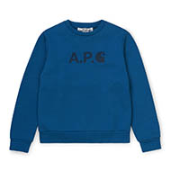 A.P.C. Bleu Roi