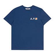 A.P.C x Carhartt WIP Fire T-Shirt -Asst