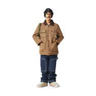 Michael Lau x Carhartt WIP Gardener Figure