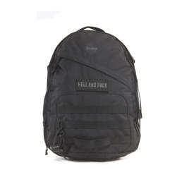 BRAVO Axis Block Backpack I Black