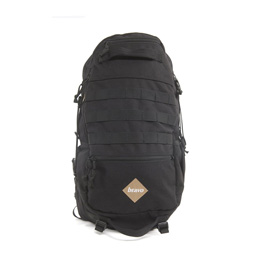 BRAVO Foxtrot Block II Backpack Black