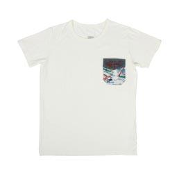 Visvim Work Pocket Tee S/S - White