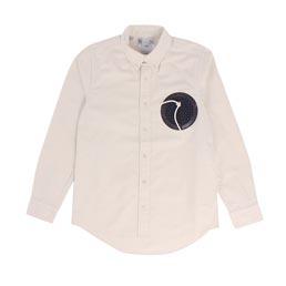 Visvim Juneau Weld Shirt L/S Giza Ox Ivory