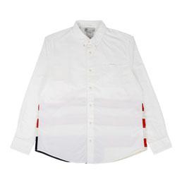 Visvim Lungta B.D. Starts L/S Shirt White