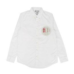 Visvim Juneau Weld L/S Shirt White