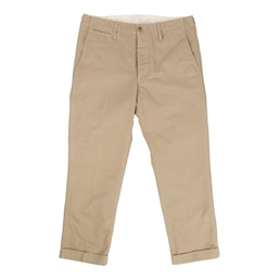 VISVIM High-Water Chino Beige