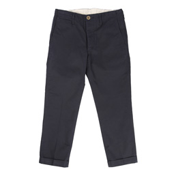 VISVIM High-Water Chino Navy
