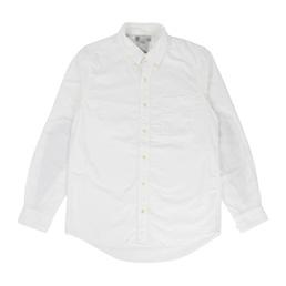 VISVIM L/S Albacore NT.Blanket Giza White