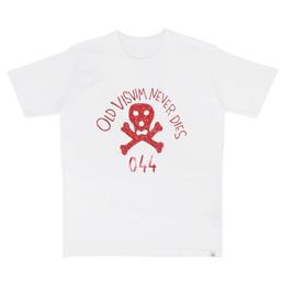VISVIM O.V.N.D SS Vintage T-Shirt White