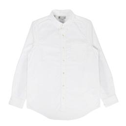 VISVIM Albacore Blanket L/S Shirt White