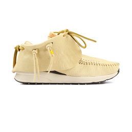 VISVIM FBT (Red Deer) Light Yellow