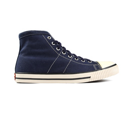 VISVIM Kiefer Hi Canvas Navy