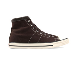 VISVIM Kiefer Hi Canvas Black