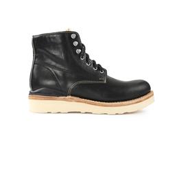 VISVIM Virgil Boots Folk Black