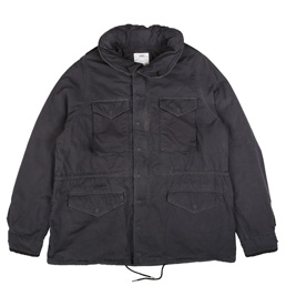 VISVIM Bickle Giza Jacket Black