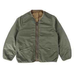 VISVIM Iris Liner Jacket Olive