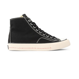 VISVIM Skagway Hi (JP Canvas) Black