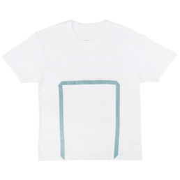 VISVIM 5-Nation Jumbo S/S T-Shirt White