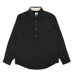 VISVIM Elk Shirt Nell Black