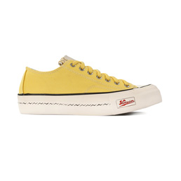 VISVIM Skagway Lo Patten Yellow