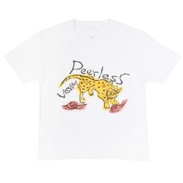 VISVIM Jumbo S/S T-Shirt White
