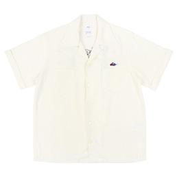 VISVIM Irving S/S Shirt Ivory