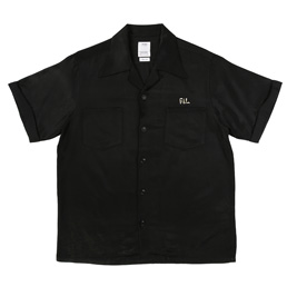 VISVIM Irving S/S Shirt Black