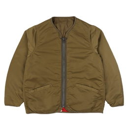 Visvim Iris Liner Jacket Khaki