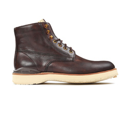 Visvim Virgil Boots-Folk Dk.Brown