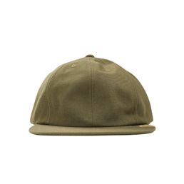Visvim Excelsior Cap (Gabardine) Olive