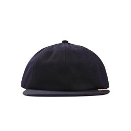 Visvim Excelsior Cap (Gabardine) Navy