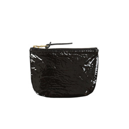 VISVIM Folie Wallet Black