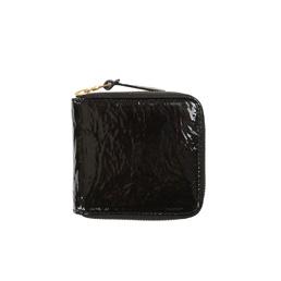 VISVIM Folie Bi-Fold Black