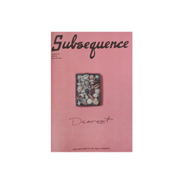 VISVIM Subsequence Magazine Vol. 1