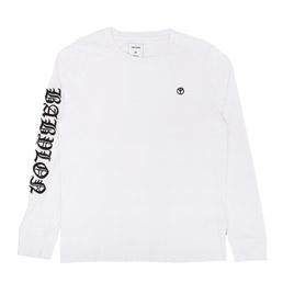 Converse x Babylon L/S Peace T-Shirt - White